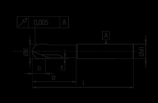 van hoorn carbide vhdb vhdb2120107l60. Black Bedroom Furniture Sets. Home Design Ideas